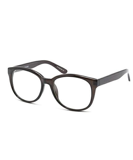 【「Marisol」5月号 掲載UA】UAB ラウンドウェリントン CLEAR メガネ