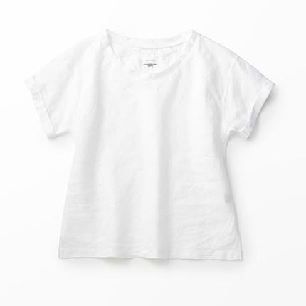フランダースリネン Tシャツ ウィメンズ