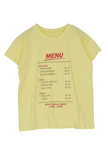 MENU Tシャツ