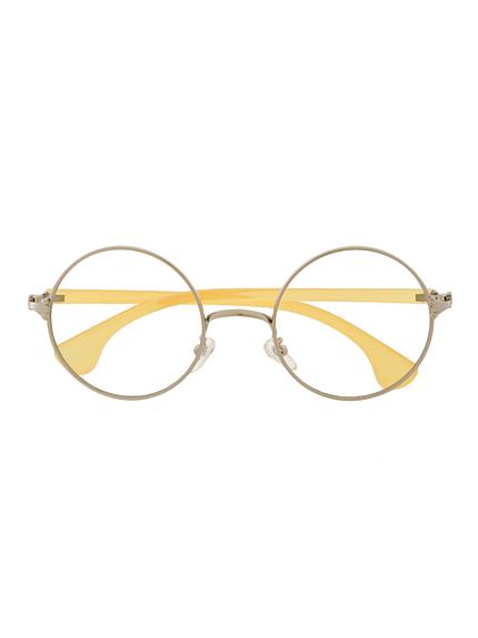 【goods】サークルメタルメガネ