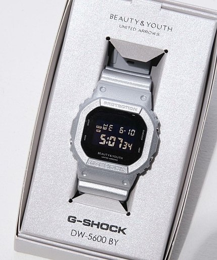 <G-SHOCK × BY> DW-5600BY-7JR/腕時計
