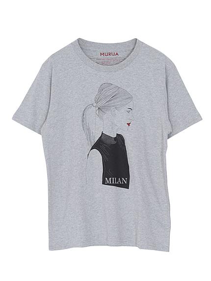【CASUAL】MILAN Tシャツ