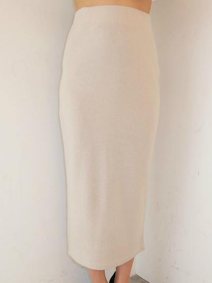 ウォームマキシタイトスカート