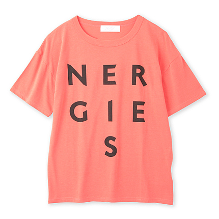NERGIES グラフィックTシャツ