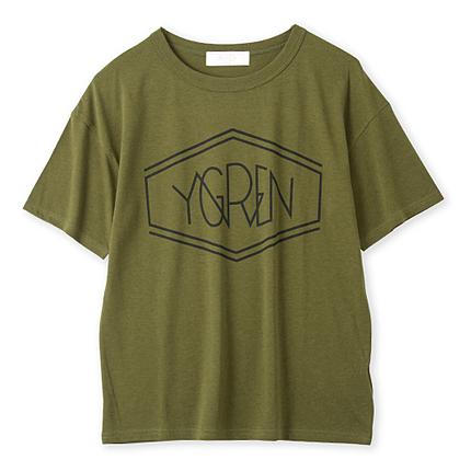 YGREN グラフィックTシャツ