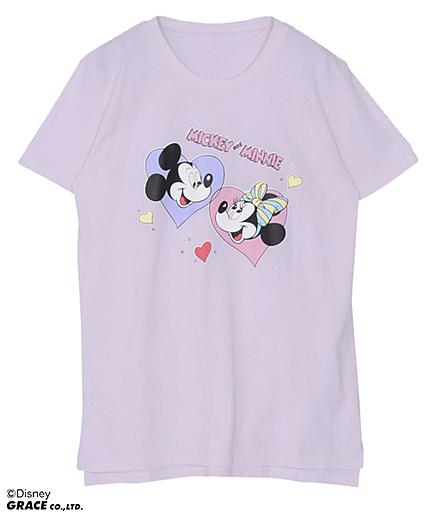 MICKEY&MINNIE Tシャツ