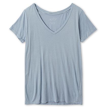 LA Vネック Tシャツ
