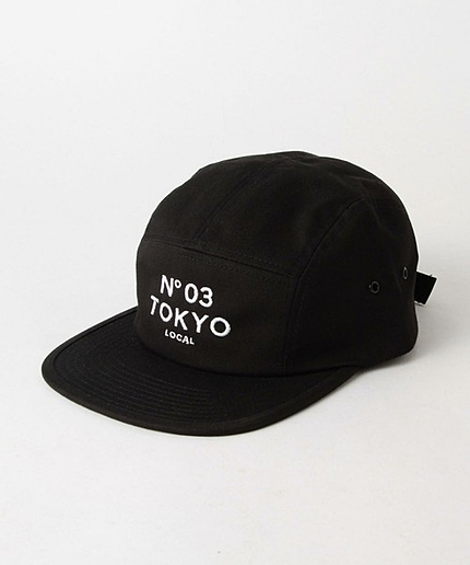 <SOFTCREAM × BY> TOKYO03 JETCAP/キャップ