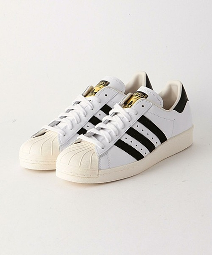 <adidas(アディダス)>SUPERSTAR 80s スニーカー