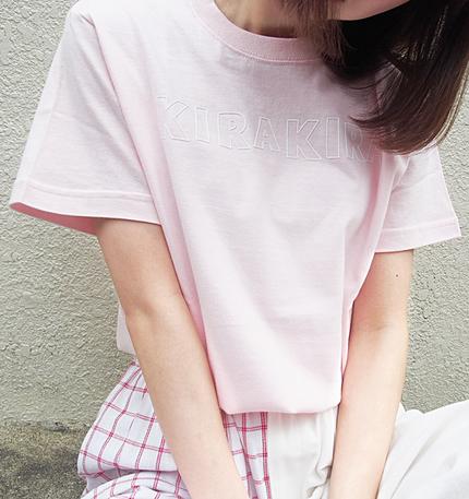 MERYコラボ KIRAKIRATシャツ