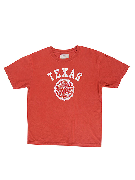 【Casual】TEXASプリントTee