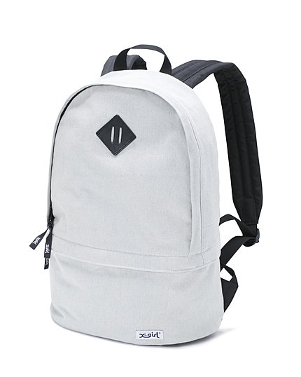SHOES IN BACKPACK