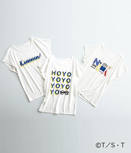 【Dr.スランプアラレちゃん×shogo sekine×ViS】コラボTシャツ