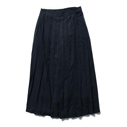 CAROLINA GLASER / プリーツ スカーチョ パンツ