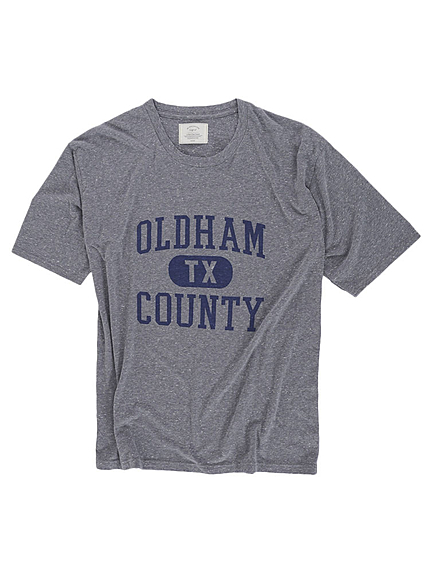 【Casual】OLDHAMプリントTee