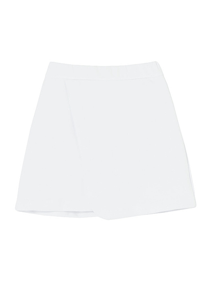 Grosgrain crossスカート