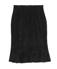 ぺプラムタイトスカート