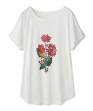 【20周年記念アーティストコラボ】ナタリー・レテ×ViSコラボTシャツ