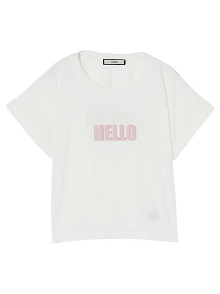 HELLOショート丈T
