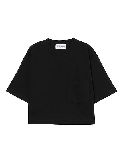 半袖クロップドTシャツ