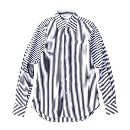Violet Buffalo Wallowsロンドンストライプシャツ