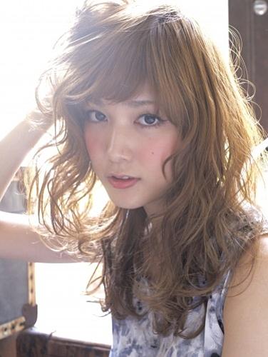 最新のヘアスタイル emoda 髪型 : Beauty-Box.jp:「 外国人風ゆるふ ...