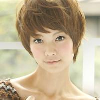 ショートヘアでガーリースタイル♡髪型ヘアカタログ
