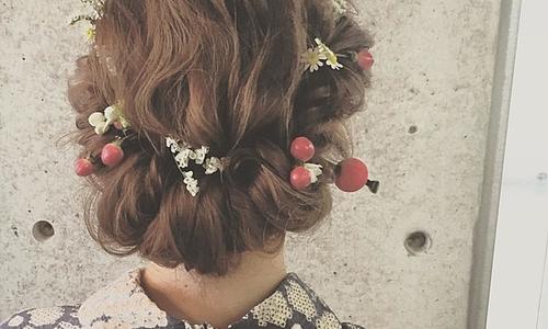 夏祭りは誰より可愛くなりたい!浴衣に合う今人気の髪型はコレ♡