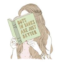 時間のある夏休みだもん♪話題の本に触れてみる♡?