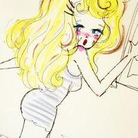 今にもとろけちゃいそうな女の子を描く♡イラストレーターmikkoさんの世界