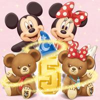 ミッキーたちと一緒に祝おう♡カワイイが詰まったディズニーの世界が表参道にオープン