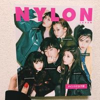 人気モデル登場♡NYLON限定版の表紙にもなった「インスタ女子部」が話題!