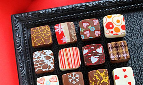 今年のバレンタインは手作りチョコ!簡単可愛い♡スイーツレシピ