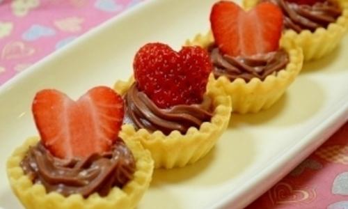 職場用にたくさん作れて見た目もかわいい♡バレンタインチョコレシピ