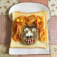 食パンもおめかし♭乗せるだけ簡単デコトーストで充実しかない朝を。
