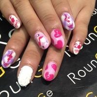 キュートネイル特集♡ピンク系ネイルをご紹介します!
