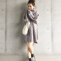 ワンピースで女の子らしさを♡季節別レディースファッション