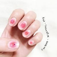 春が待ちきれないんだ。桜色ピンクのネイルで王道モテを狙いましょ