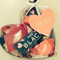 \学生注目/簡単バレンタイン!明治が提案する、シェアチョコラッピング