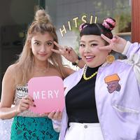 ローラ&渡辺直美の仲良しっぷりが素敵♡MERY、CM撮影の裏側を大公開!