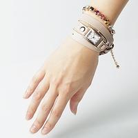 「なりたいワタシ」に出会える!腕時計のベルトで印象チェンジ♡