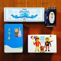 北海道みやげの新定番?千秋庵のお菓子のレトロなパッケージにやられます