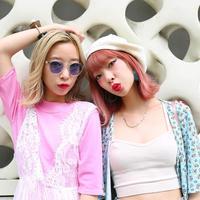 AMIAYA的、この春のファッションとメイクのLOVE♡なカンケイ