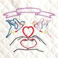 悶絶級の可愛さ。私の♡を撃ちぬいた刺繍作家emiumigumiコレクション