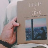 インスタグラマー本気推し♡東京ガイドブック「THIS IS MY TOKYO」