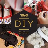 自分だけのTevaが作れちゃう!#TevaDIYの無料イベントが日本初上陸♡
