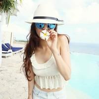 メリハリBODYがほしい!2016年の水着はタンキニで熱い視線もGET♡