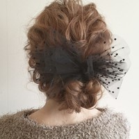 お呼ばれ髪飾りコレクション!結婚式のヘアスタイルにもう困らない♡