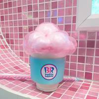 〈韓国〉サーティワンの新メニュー『綿菓子ブラスト』が可愛すぎるってウワサ