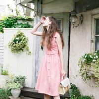 リラックスムード漂うレディなリゾートスタイルを提案♡an another angelusの2016夏コレクション